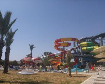 Hotel SHEMS HOLIDAY VILLAGE & AQUAPARC  Tunisie