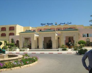 Hotel Houda Golf & Aquapark 3* Tunisie