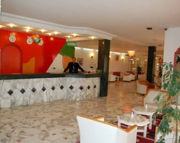 Hotel Sindbed Center kantaoui Tunisie