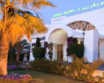 Hotel Djerba Resort Tunisie